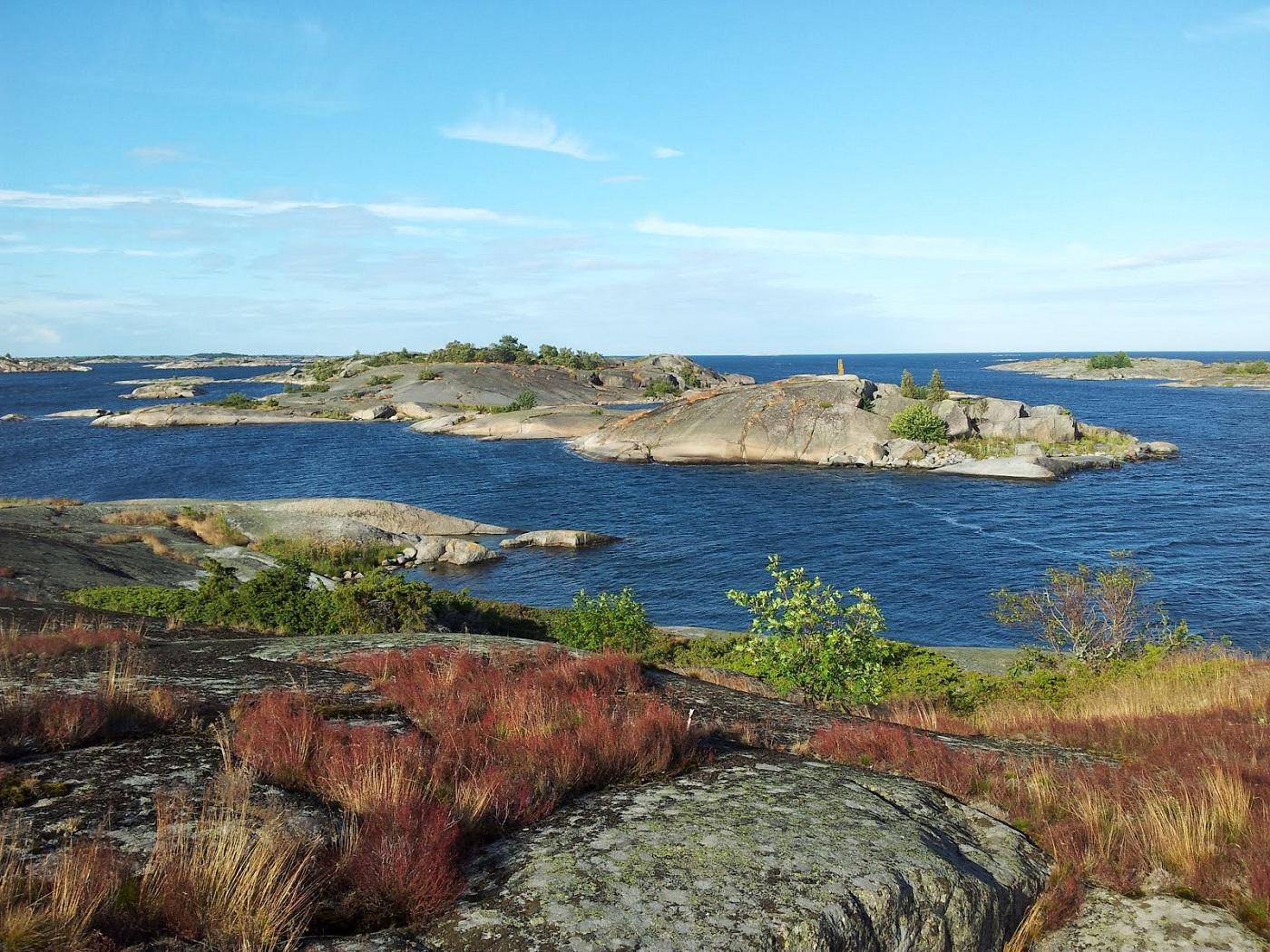 Peisajele superbe fac din Arhipelagul Stockholm un loc unic!