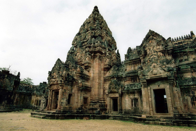 Recondiţionarea complexului Phanom Rung a durat 17 ani