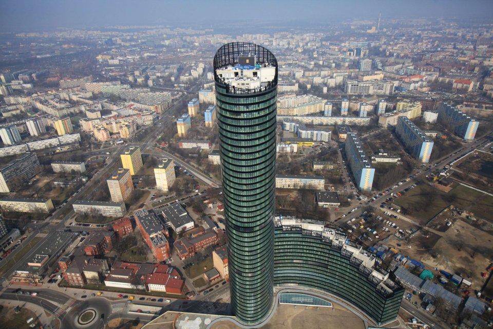 Sky Tower, edificiul care oferă privelişti minunate!