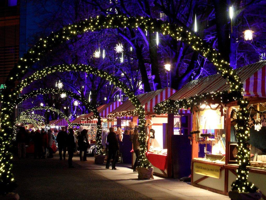 Cele mai frumoase Piețe de Crăciun din Europa