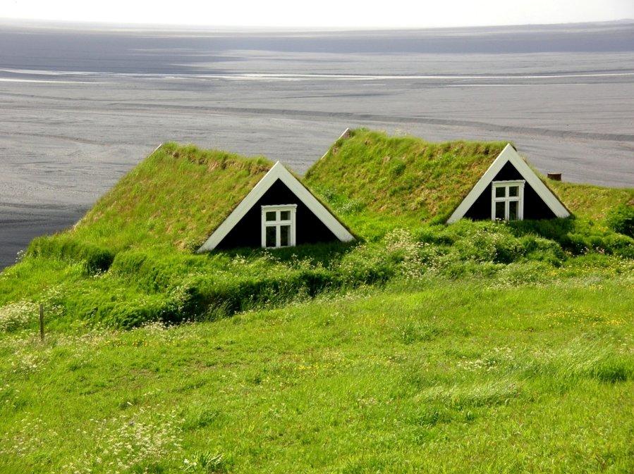 Aceste edificii sunt o extensie a naturii