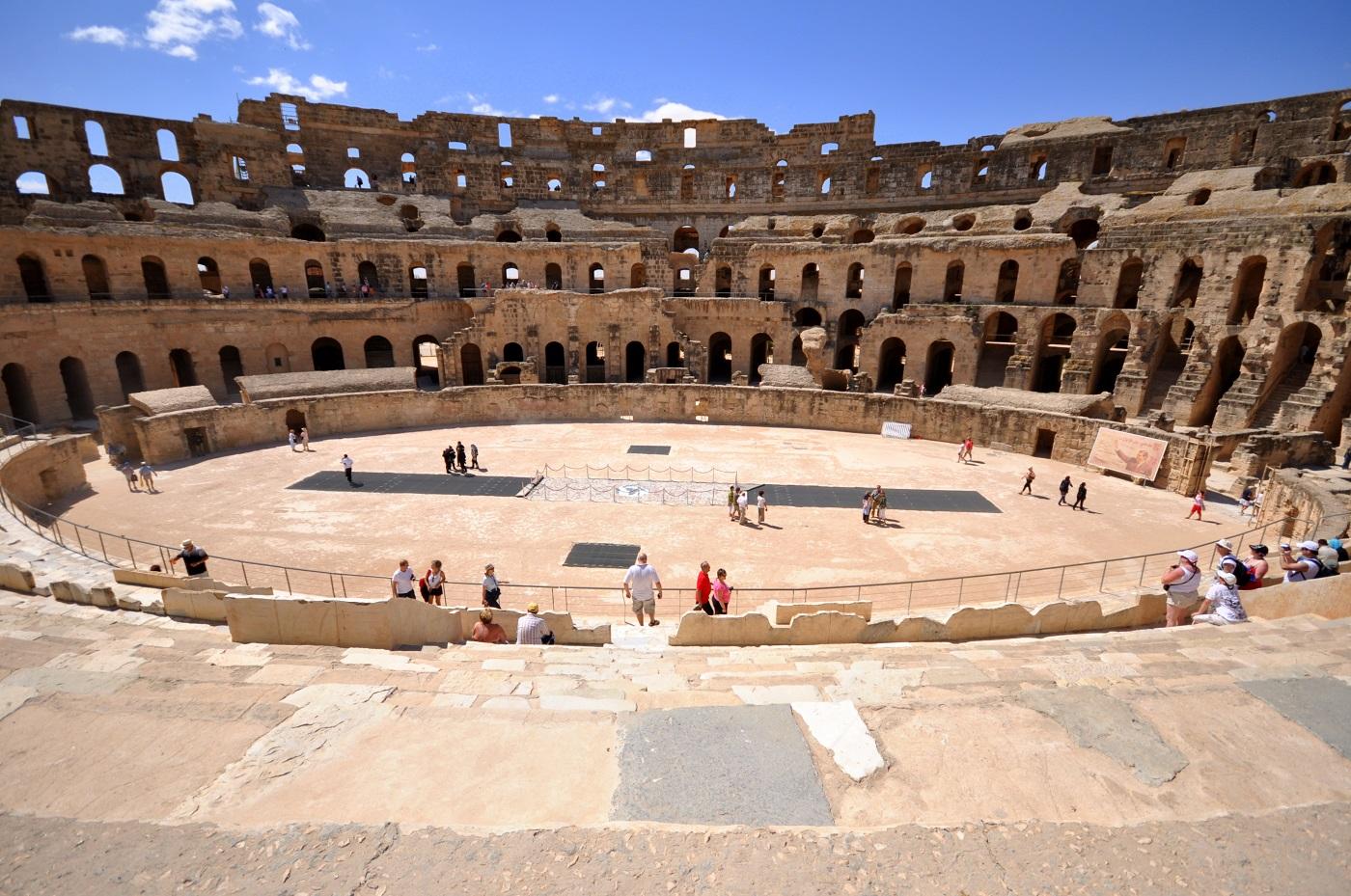 Arena Amfiteatrului El Djem
