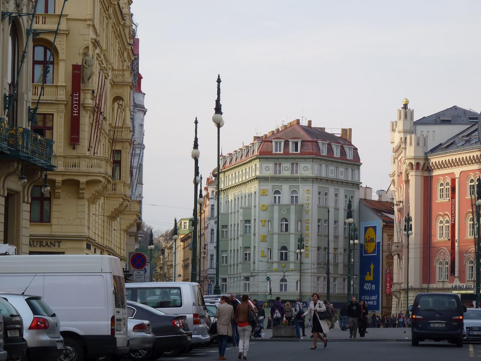 Arhitectura superbă a clădirilor din Passau