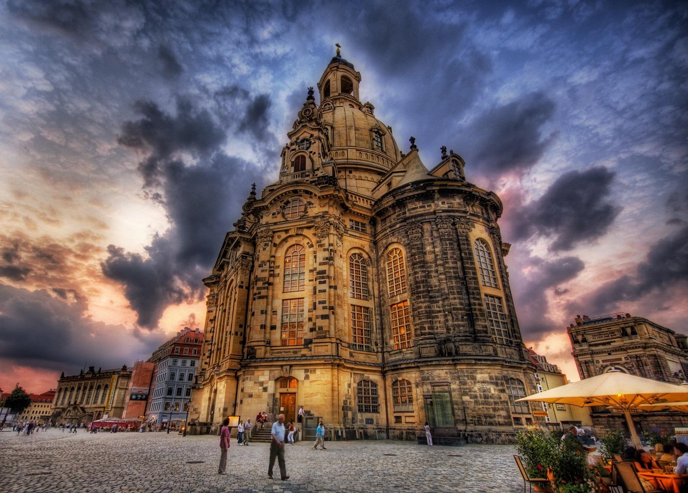 Biserica Maicii Domnului, Dresden