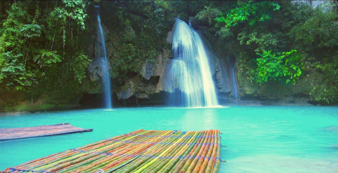 Cascada Kawasan, Filipine