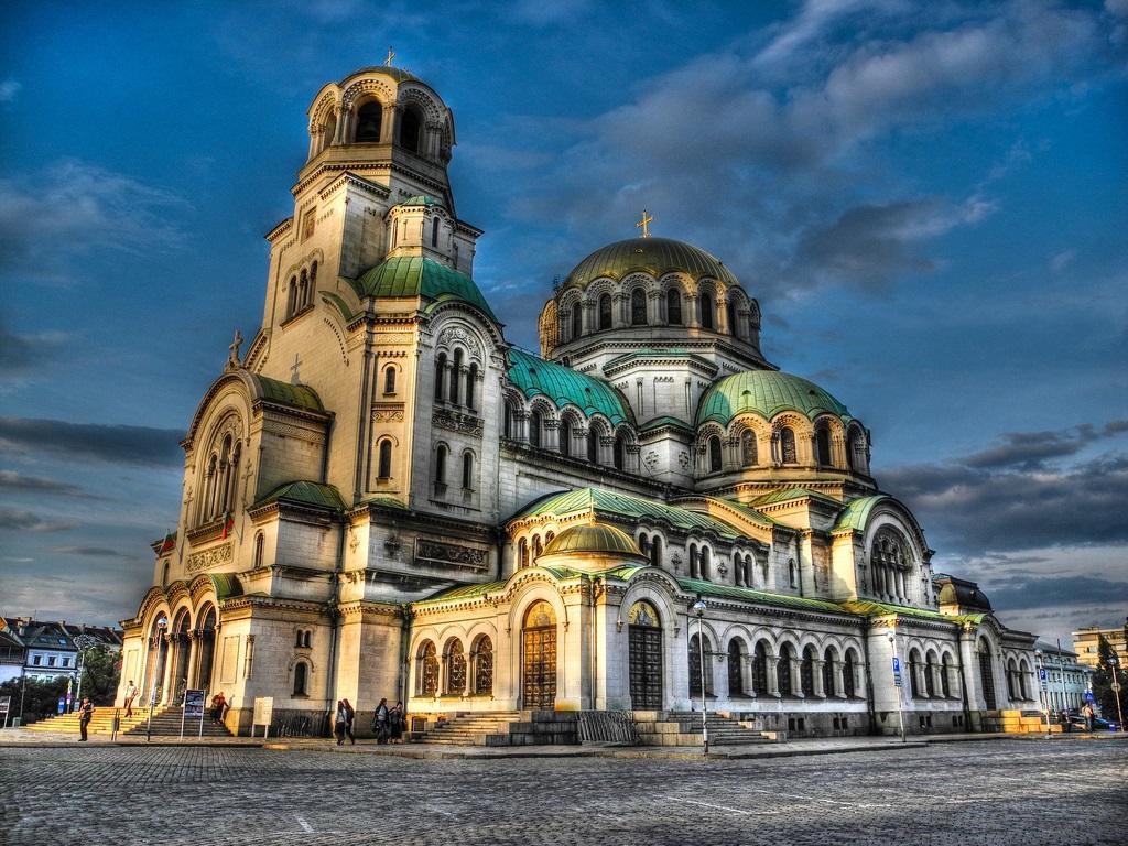 Catedrala Alexander Nevsky, Sofia