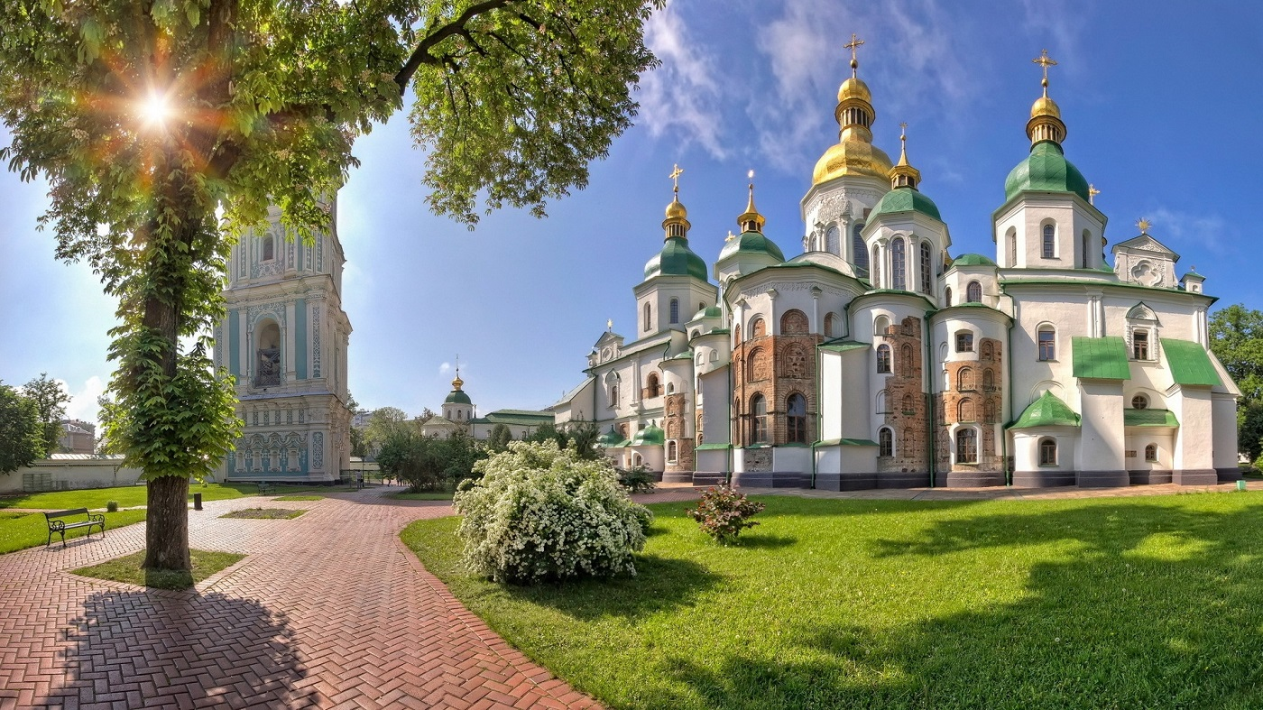 Catedrala Sfânta Sophia, Kiev