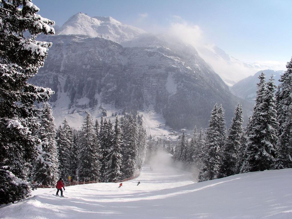 Cele mai bune pârtii de ski testează limitele turiştilor