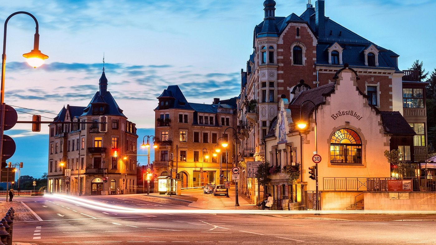 Dresden, un oraş relaxant