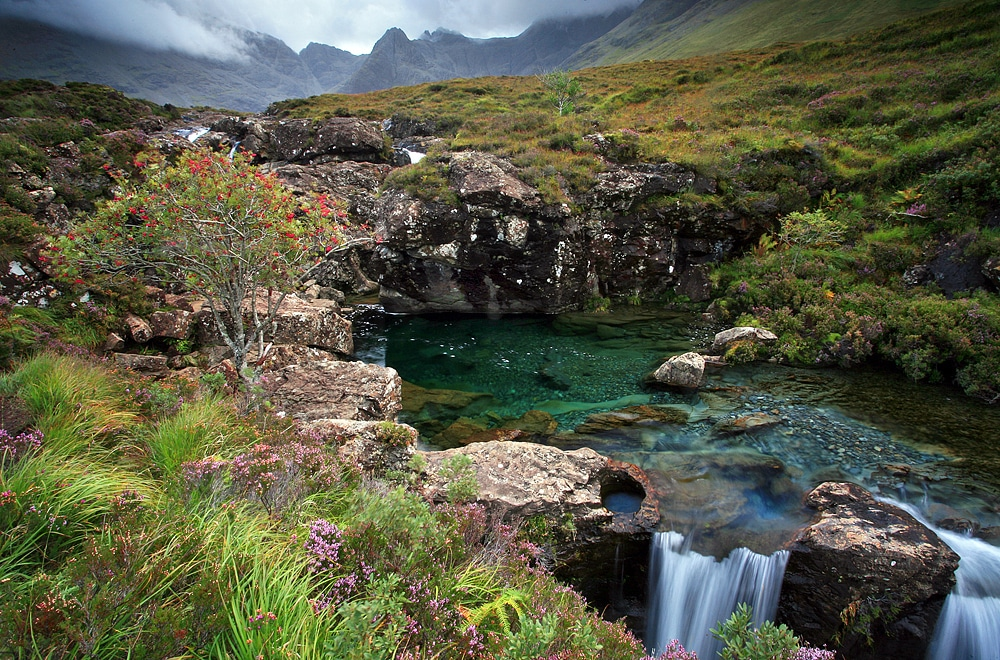 Fairy Pools, un orizont de neuitat!