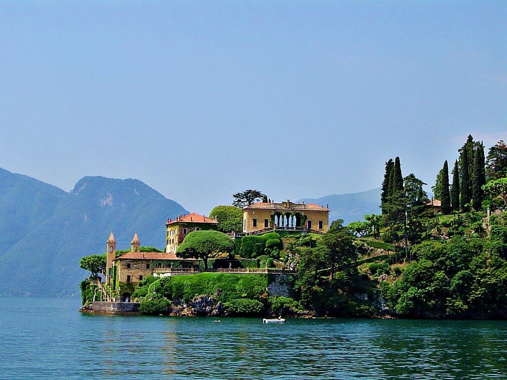 Lago di Como - întruchiparea frumuseții naturale