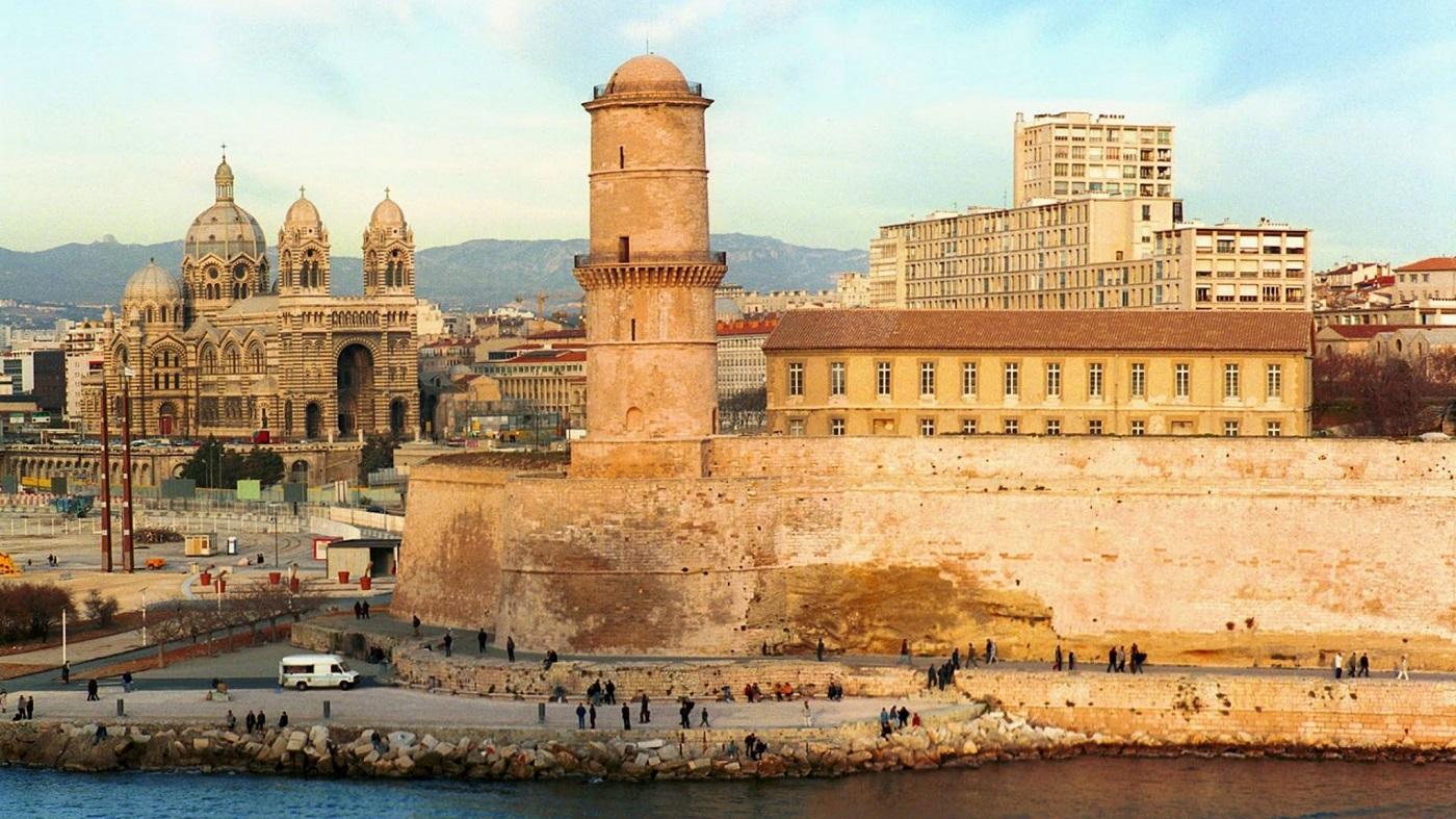 Marsilia, Oraşul Vechi