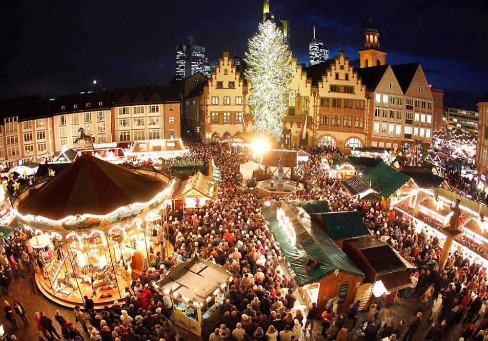 Piața de Crăciun din Nuremberg - Germania