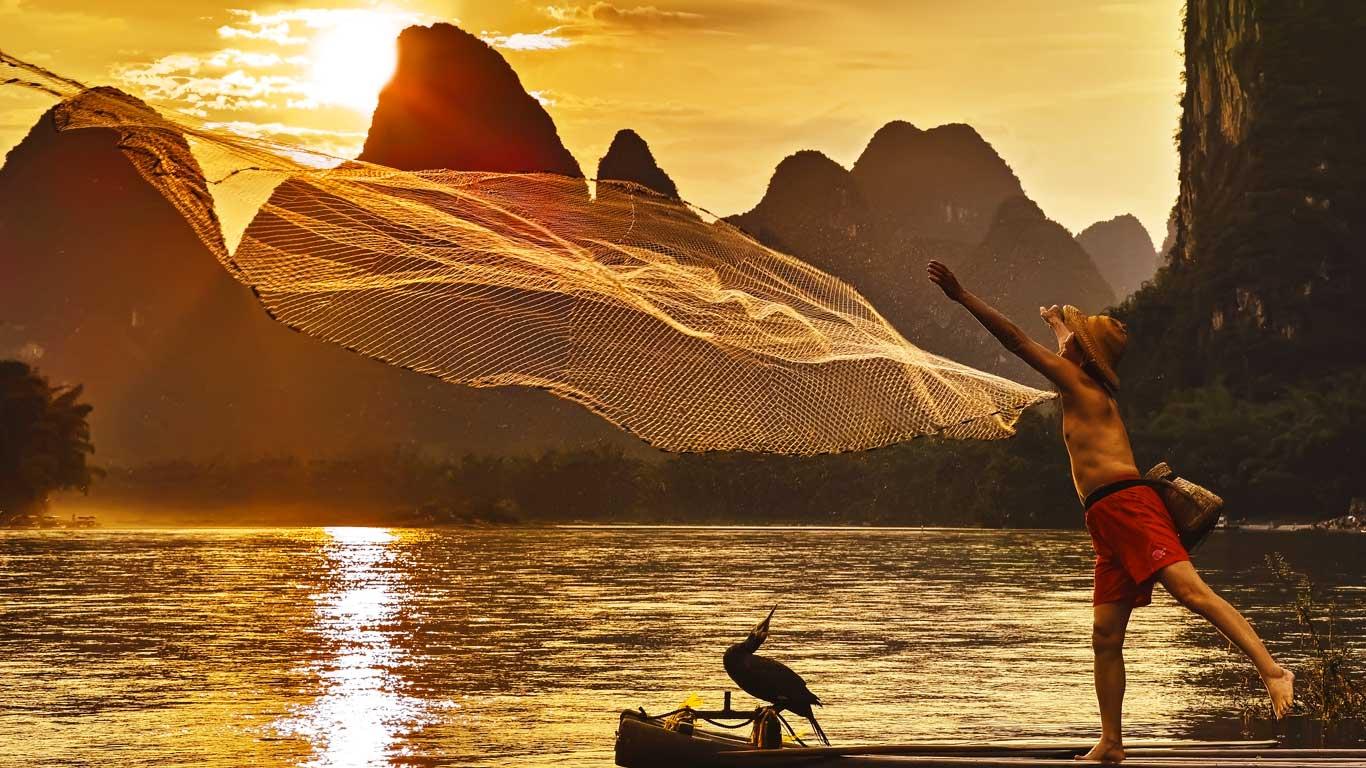 Pescuitul, o îndeletnicire cu tradiție