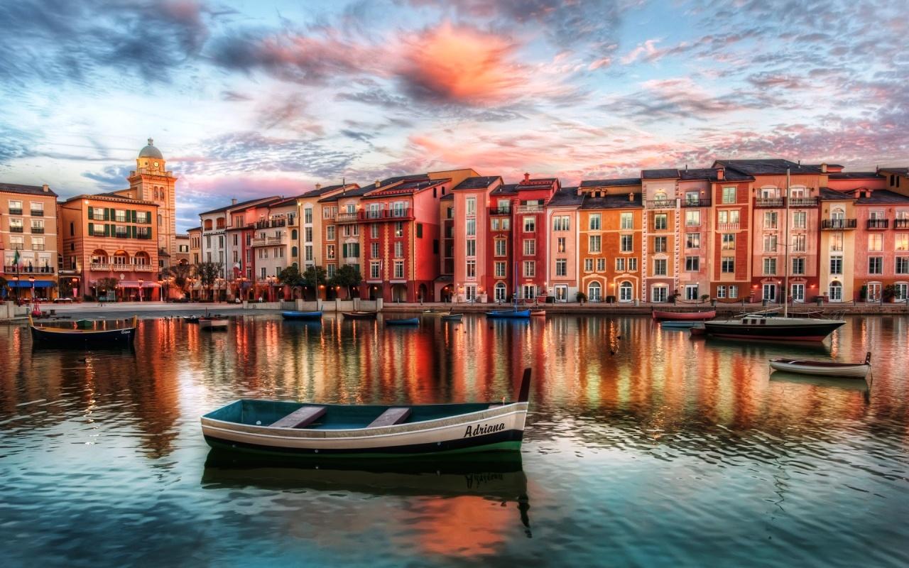 Portofino şi calmul absolut pe care îl inspiră