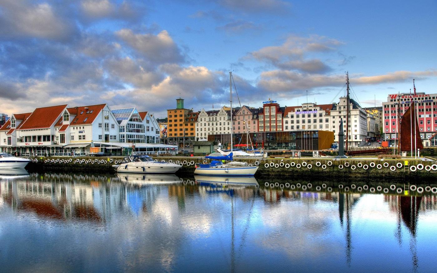 Portul din Bergen