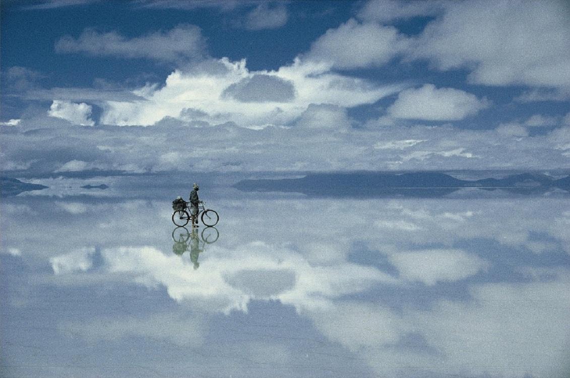 Salar de Uyuni, un loc  unde cerul întâlnește pământul