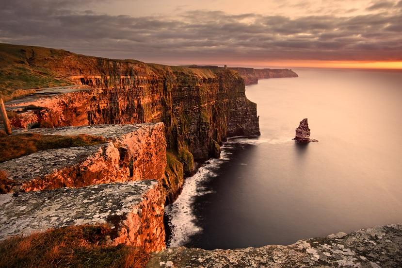 Stâncile din Moher, Irlanda
