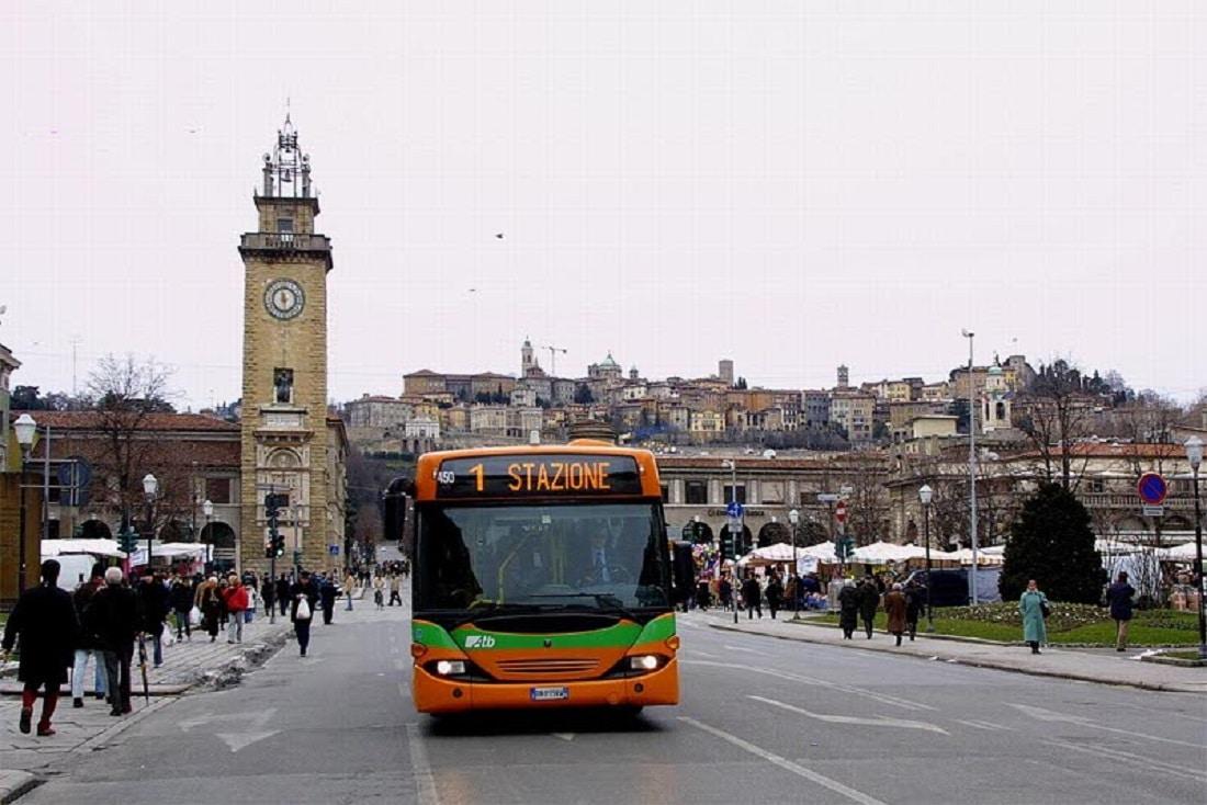 Bergamo prin ochii unui călător