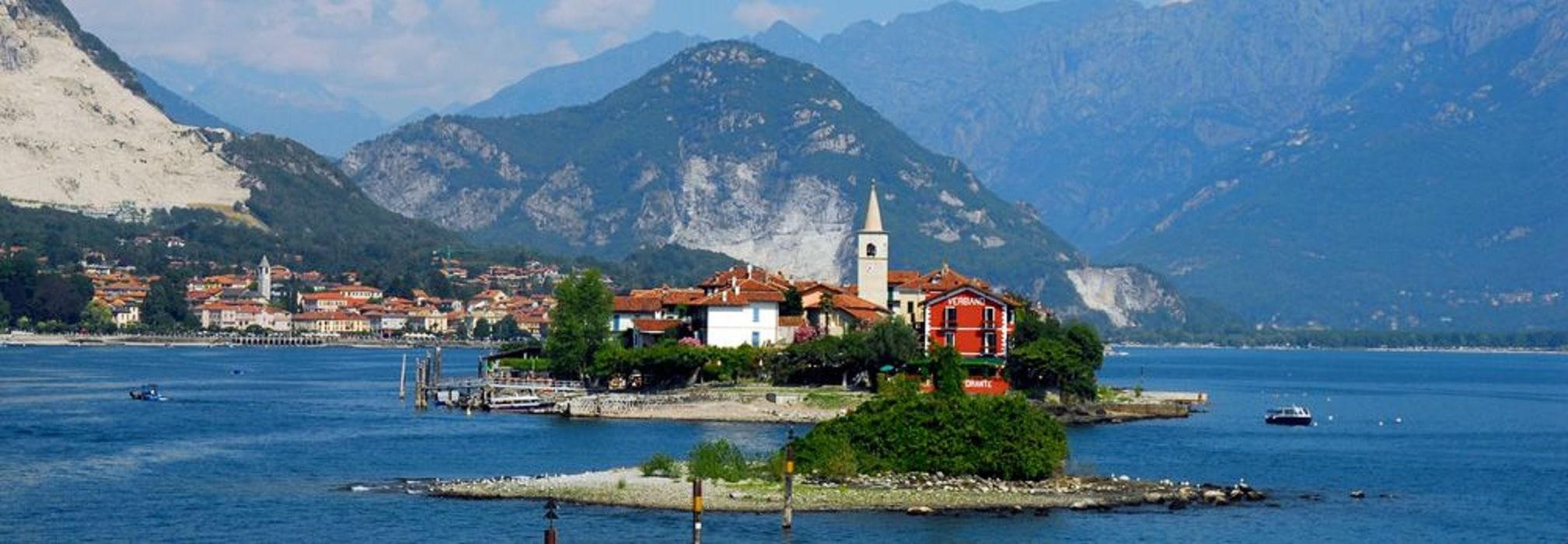 Lago Maggiore - Lacul aristocraților