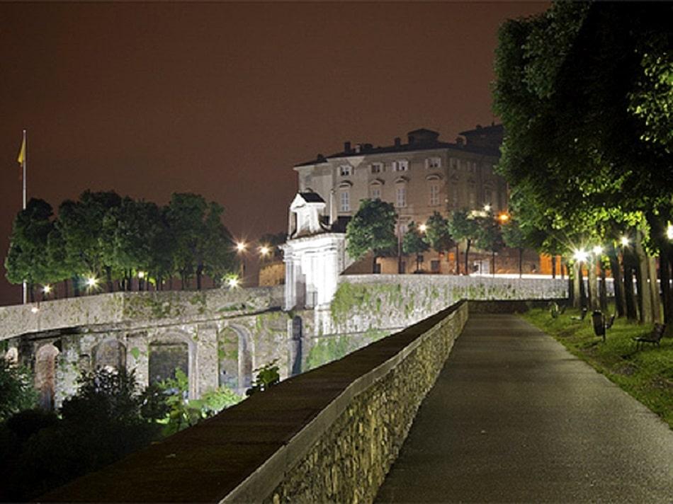 Zidurile orașului - le mura