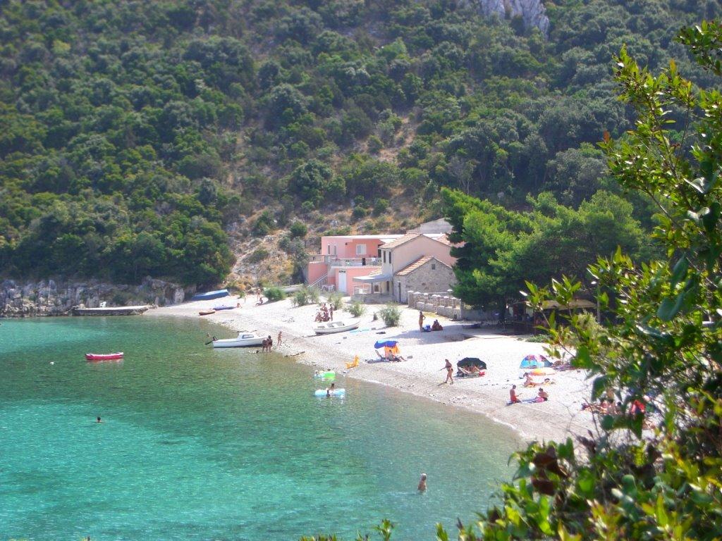 Plaja Divna- Peljesac, Croația