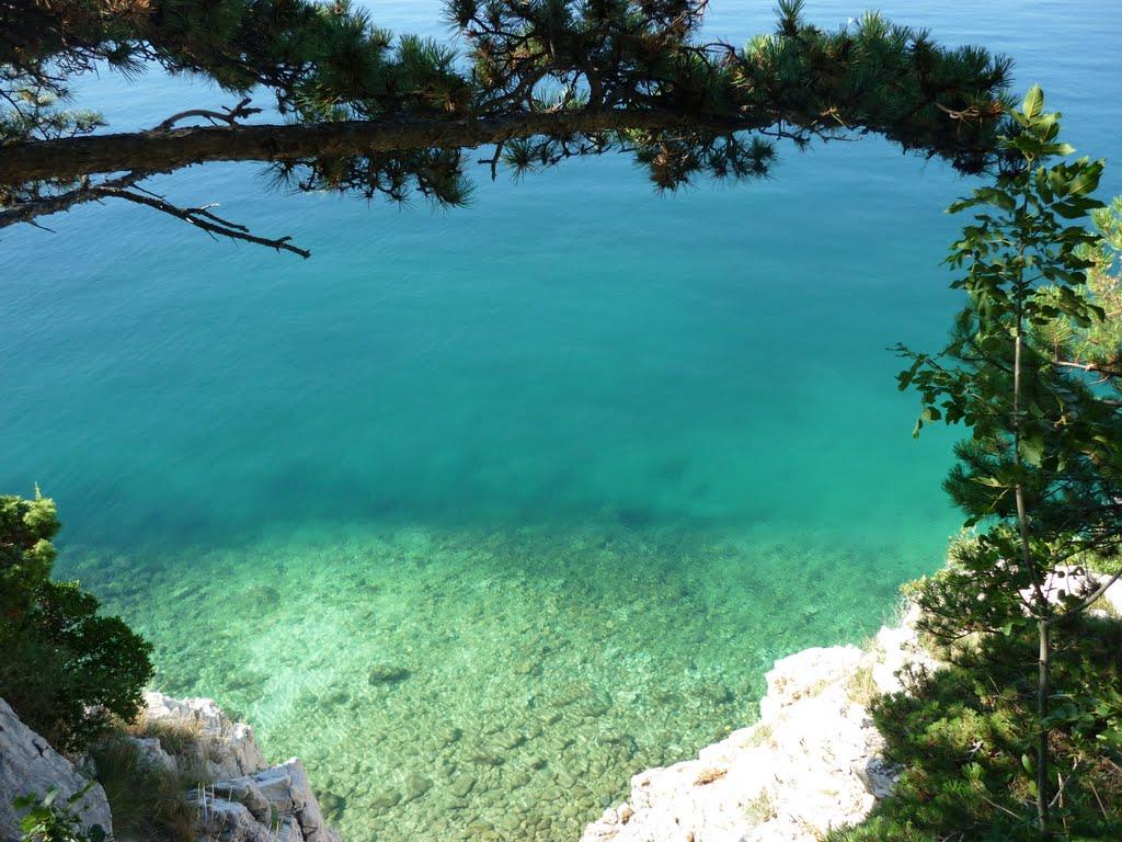 Plaja Crikvenica-Quarnero din Croația