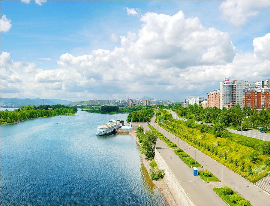 Apele râului sunt o încântare pentru turişti