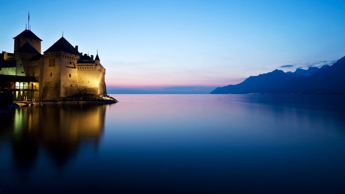 Castelul Chillon
