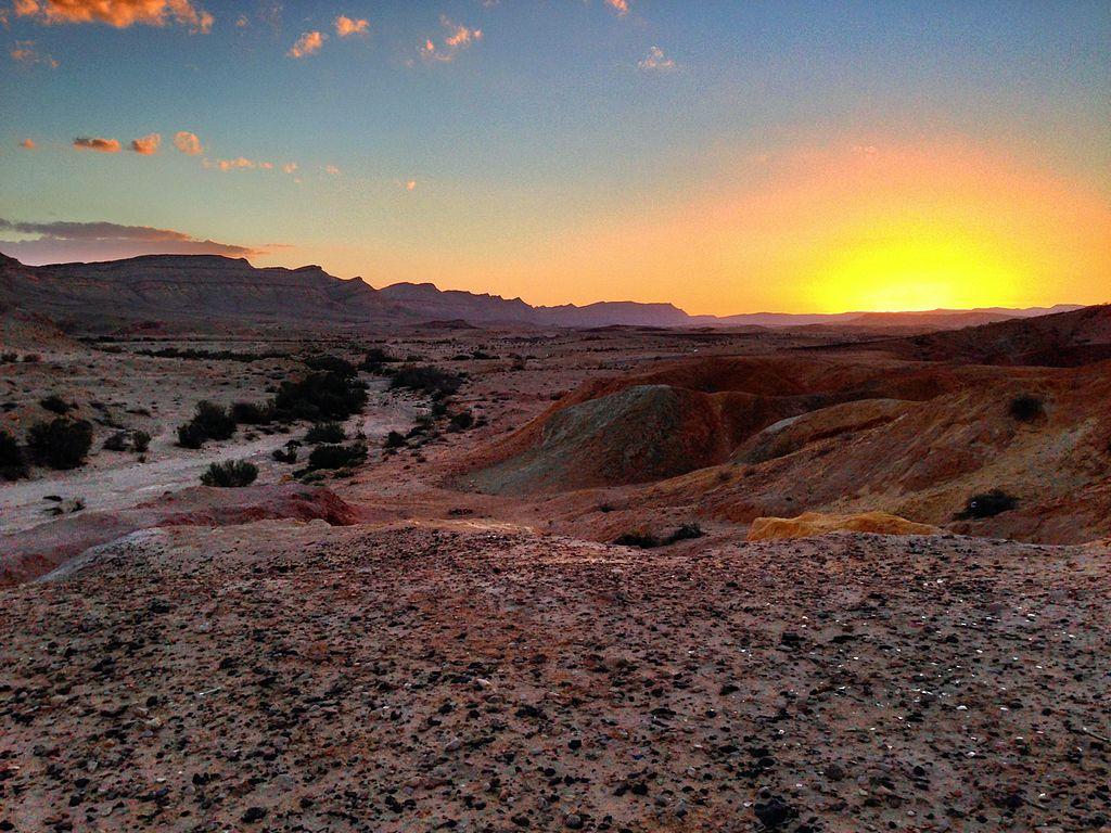 Deşertul Sinai, o provocare pentru turişti