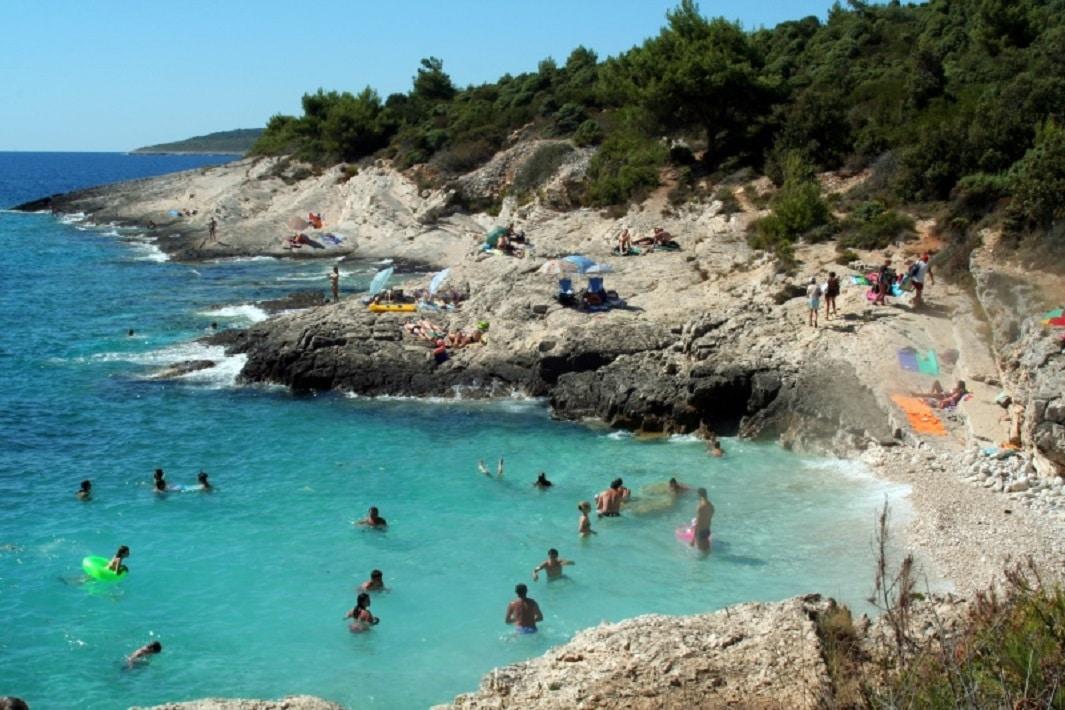 Plaja Kamenjak-Histria - un loc lipsit de stres