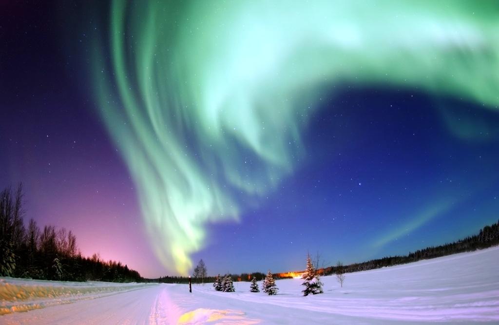 Luminile Nordului, un fenomen unic!