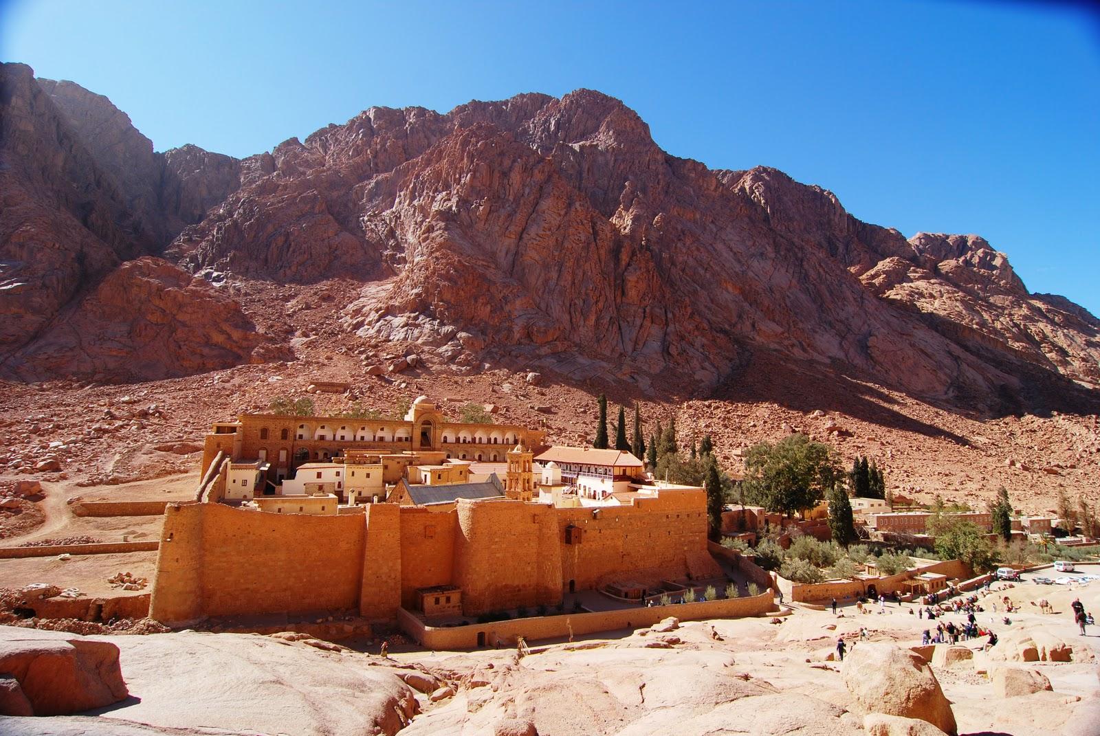 Mănăstirea Sfânta Ecaterina de la poalele Muntelui Sinai