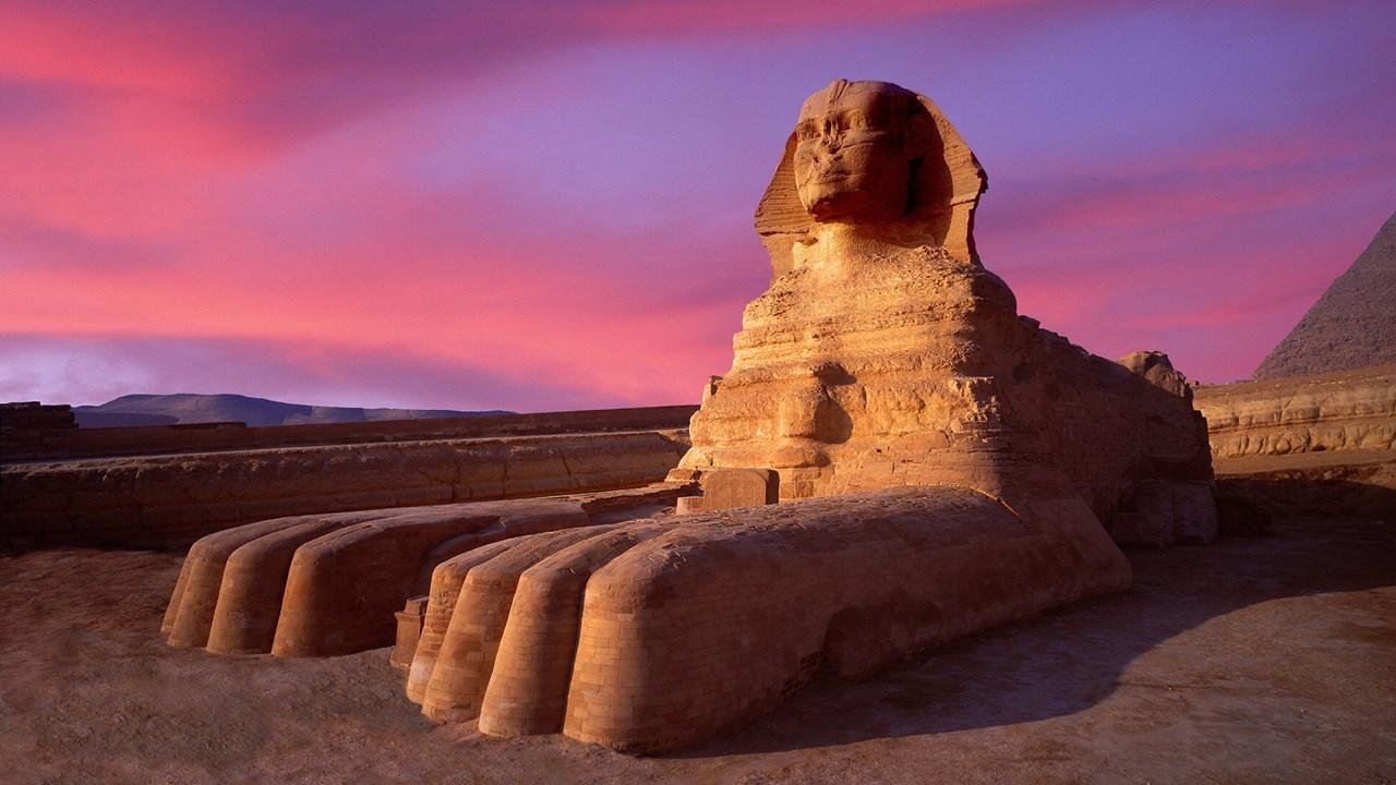 Marele Sfinx de la Giza, Egipt