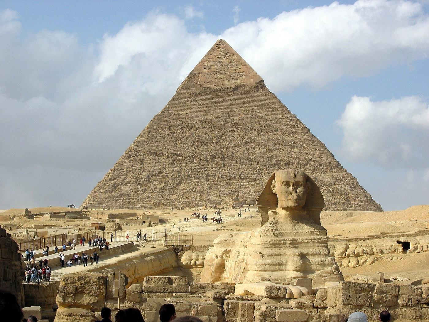 Milioane de turiști admiră această capodoperă a lumii