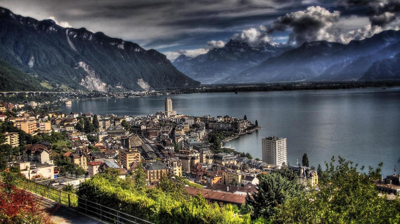 Montreux, Elveţia