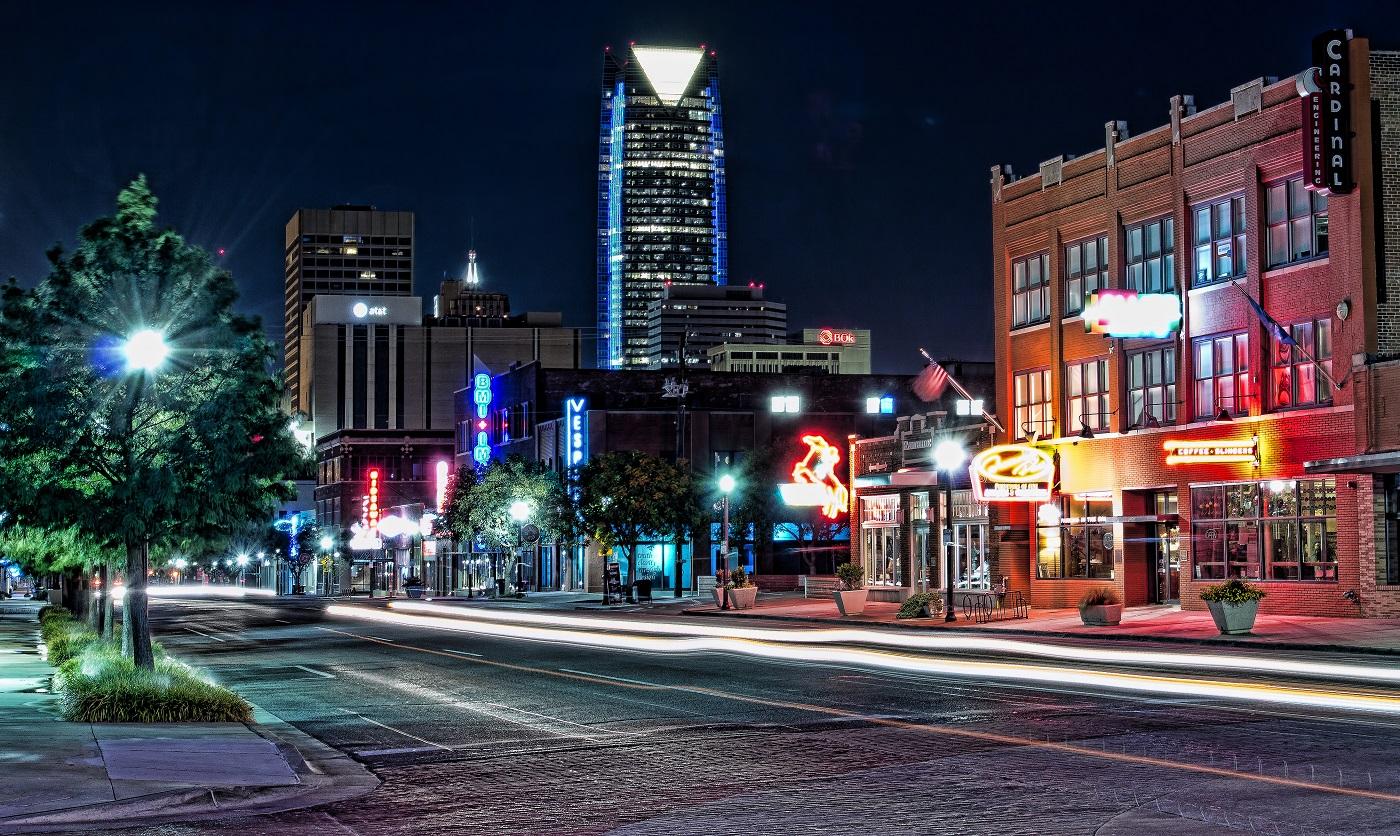 Oklahoma, metropola diversității!
