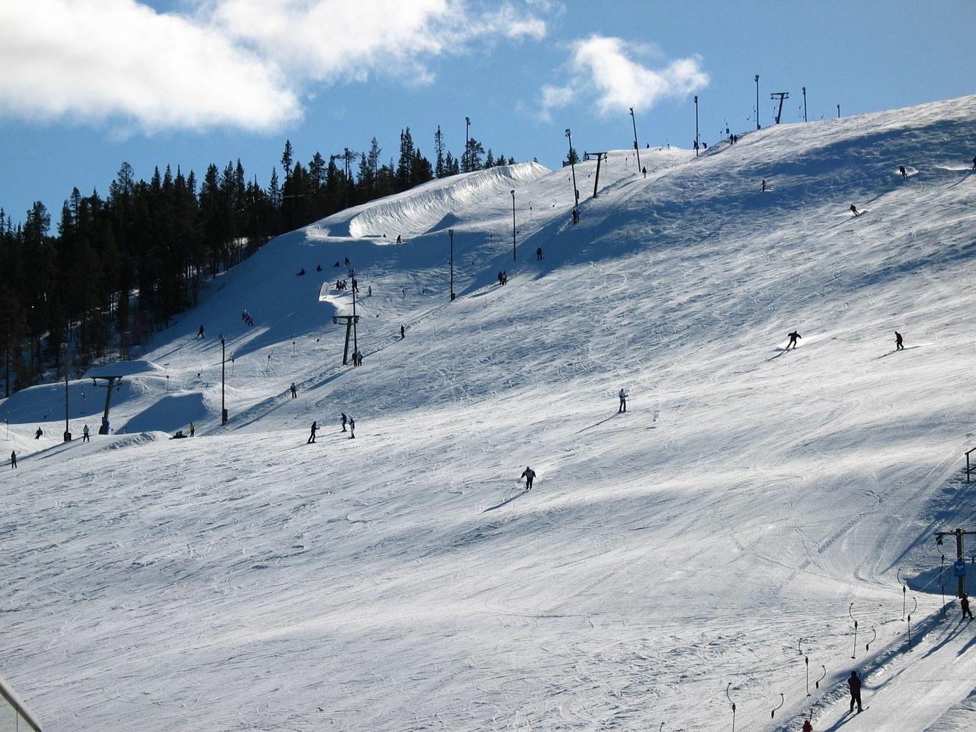 Pârtie de ski din Levi