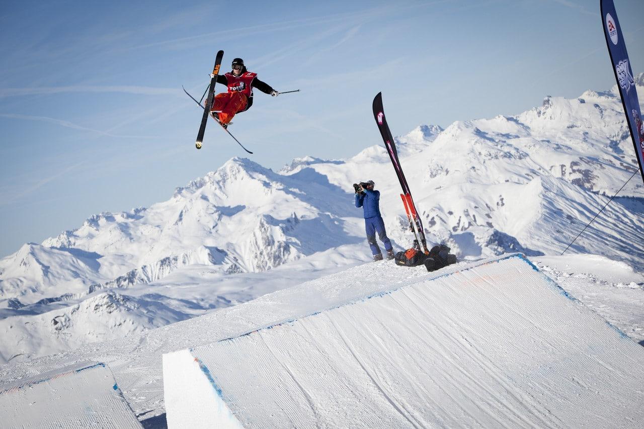 Pârtiile de ski sunt principalul motiv pentru care turiştii vizitează Val Thorens