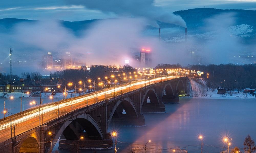 Podul conferă oraşului un aer romantic