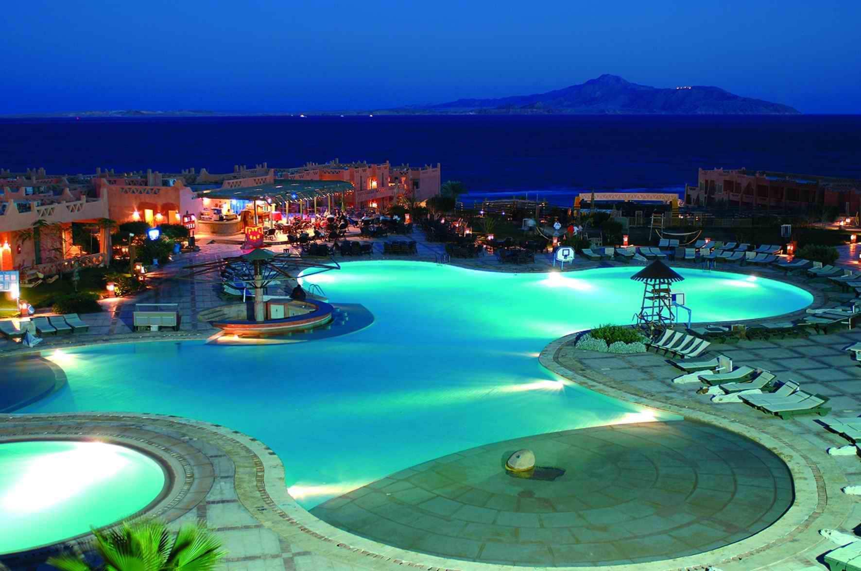 Sharm el-Sheikh, una dintre cele mai luxoase locaţii de pe Pământ