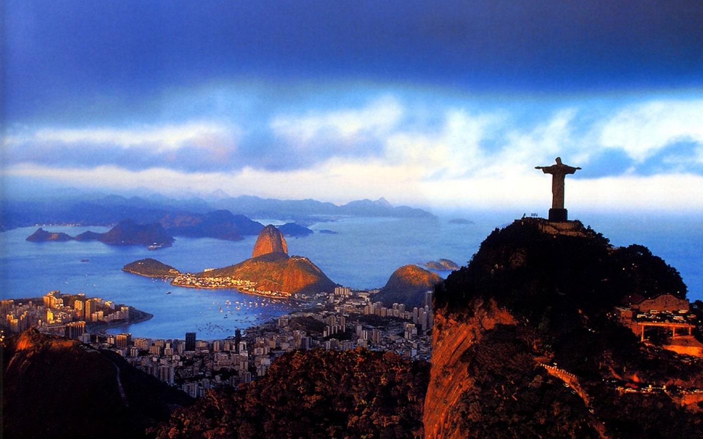 Statuia lui Hristos din Rio de Janeiro, edificiul care întregeşte orizontul