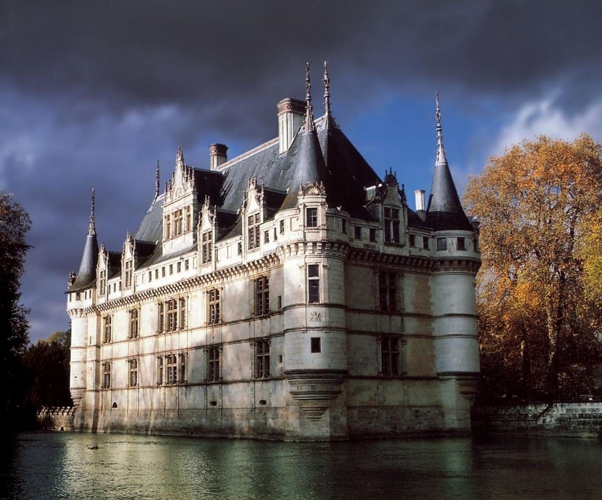 Castelul Azay-le-Rideau