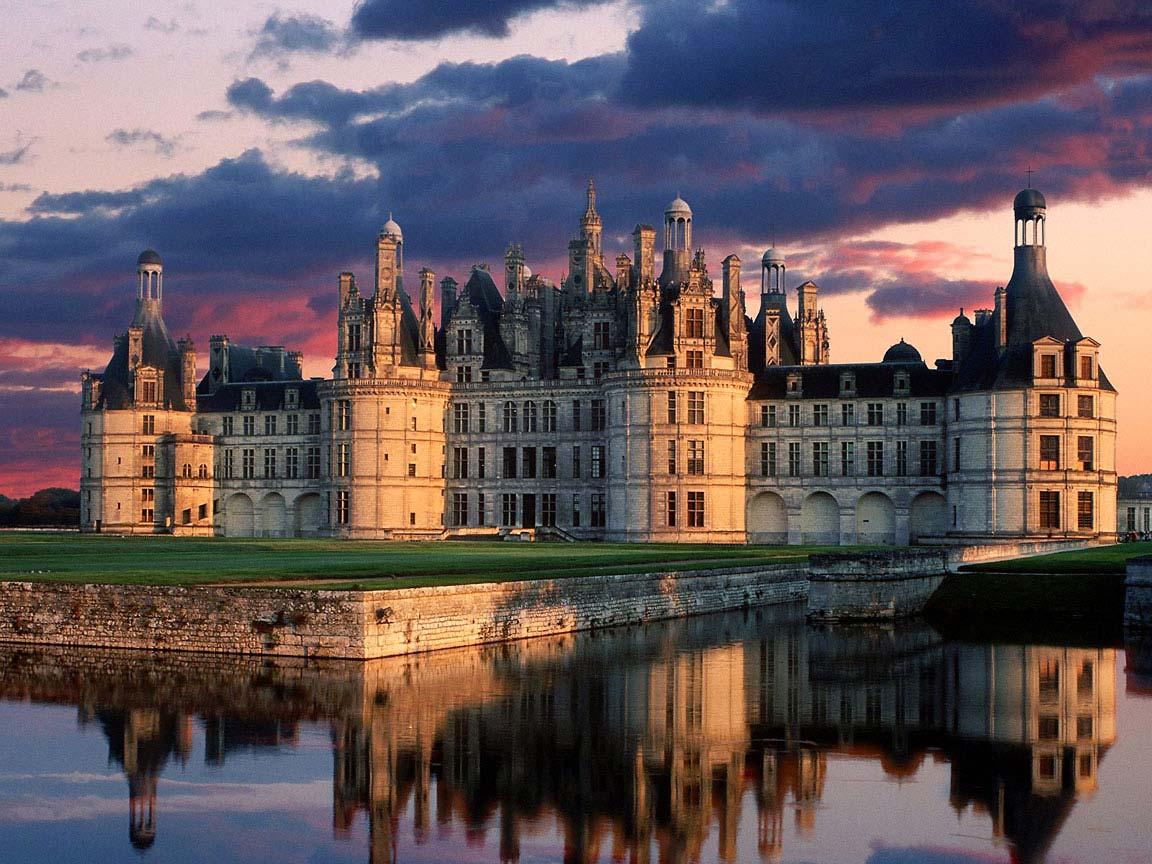 Castelul Chambord, Valea Loarei, Franța