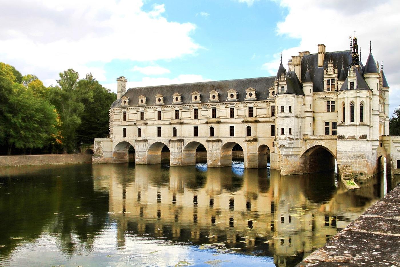 Chenonceau, Castelul Doamnelor