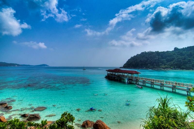 Insulele Perhentian, Malaezia