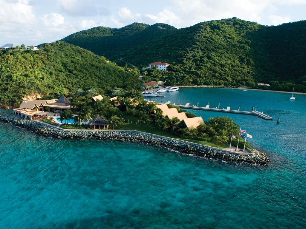 Peter este una dintre cele mai verzi insule de pe Pământ