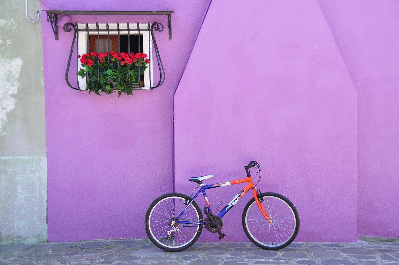 Bicicleta, cel mai bun mijloc de transport