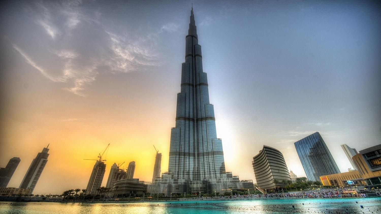 Burj Khalifa, clădirea recordurilor