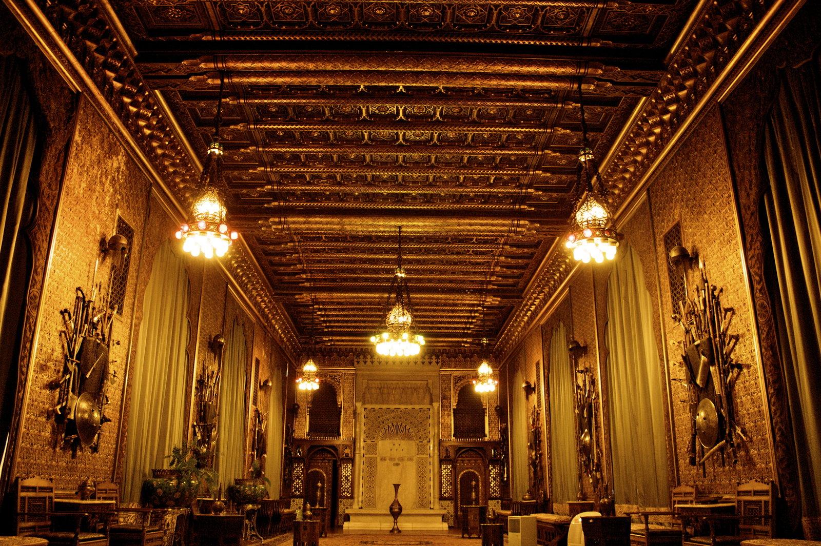 Castelul Peleș, interior